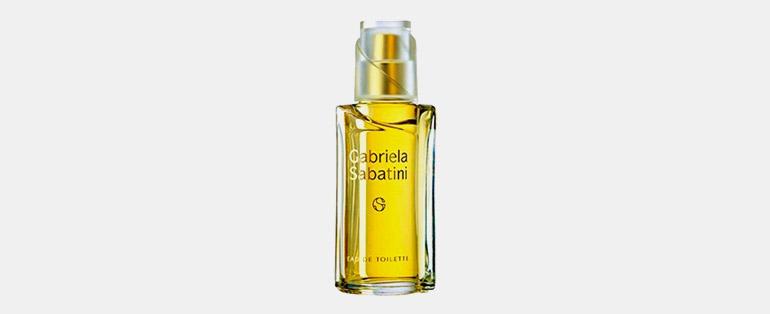 Gabriela Sabatini Feminino simplesmente teve de marcar presença nessa lista de perfumes para capricórnio.
