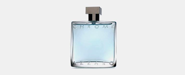 Perfumes Importados Para Encontros | Azzaro Chrome Masculino Eau de Toilette | Sieno Perfumaria