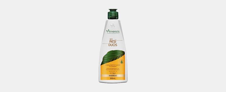 Produtos veganos - Arvensis Shampoo Anti Resíduos - Sieno Perfumaria