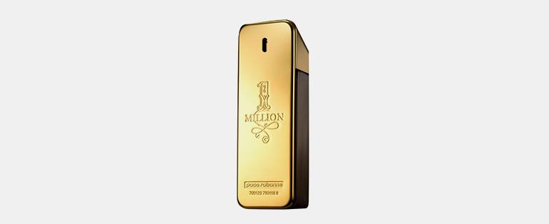 As melhores Dicas de Presente para o Dia dos Namorados estão na Sieno Perfumaria | 1 Million Masculino Eau de Toilette