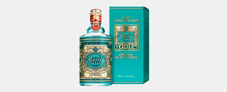 Compre os melhores perfumes cítricos importados na Sieno Perfumaria - 4711 Eau de Cologne