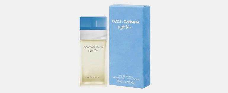 Compre os melhores perfumes cítricos importados na Sieno Perfumaria - Light Blue Feminino Eau de Toilette