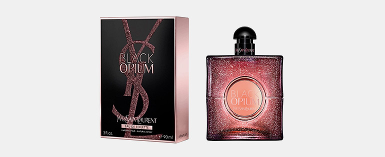 Perfumes femininos afrodisíacos - Black Opium Glow Eau de Toilette | Sieno Perfumaria