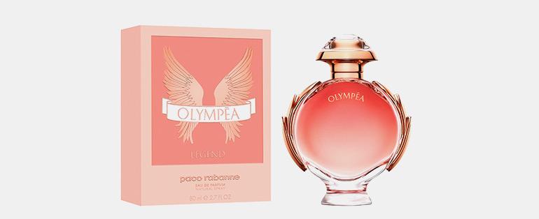 Perfumes femininos afrodisíacos - Olympéa Legend Eau de Parfum | Sieno Perfumaria