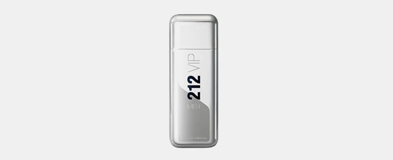 Melhores perfumes masculinos para o inverno - 212 Vip Men Masculino Eau de Toilette | Blog Sieno Perfumaria