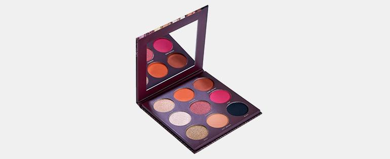 Olho esfumado - Paleta de Sombras Océane - 9 Shades Mariana Saad   Blog Sieno