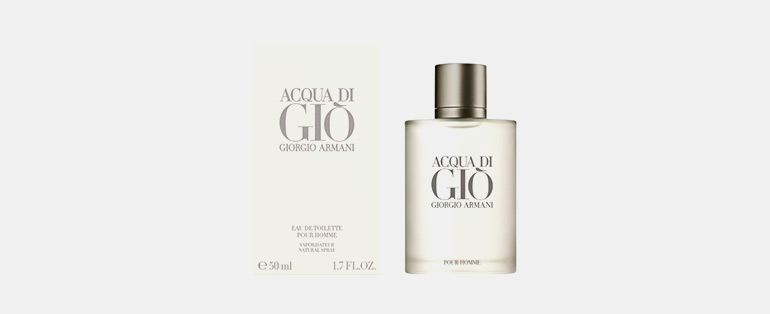 Perfumes masculinos para usar durante o dia - Acqua Di Gio Masculino Eau de Toilette | Blog Sieno
