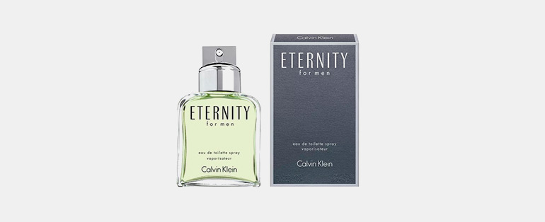 Perfumes masculinos para usar durante o dia - Eternity Masculino Eau de Toilette | Blog Sieno