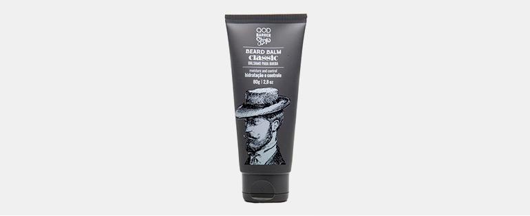 Cuidados com a barba - Bálsamo de Barba QOD Barber Shop Beard Balm | Blog Sieno