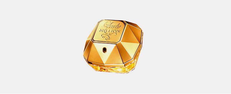Compre perfumes marcantes femininos aqui! - Lady Million Feminino Eau de Parfum   Blog Sieno