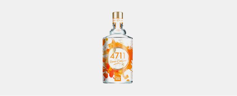 Aproveite as ofertas em perfumes para o verão - Remix Orange 4711 Unissex Eau de Cologne | Blog Sieno