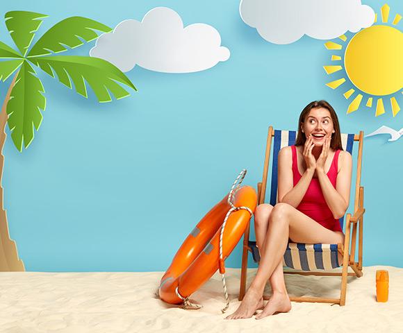 Dicas de cuidados com a pele no Verão | Blog Sieno