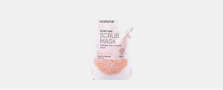 Aproveite as dicas de como ter uma pele saudável - Océane Máscara Facial Esfoliante Océane Purifyng Scrub Mask | Blog Sieno