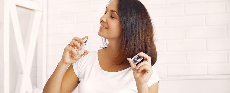 Cheiros de perfumes | Blog Sieno