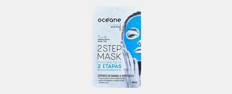 Rotina de cuidados com a pele | Océane Máscara Facial 2 Etapas - Dual-Step Mask Bambu e Peptídeo | Blog Sieno