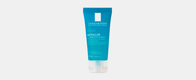 Rotina de cuidados com a pele | Effaclar Concentrado Gel De Limpeza Facial | Blog Sieno