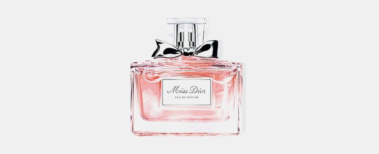 Perfumes Para Cancerianos   Miss Dior Feminino Eau de Parfum   Sieno Perfumaria