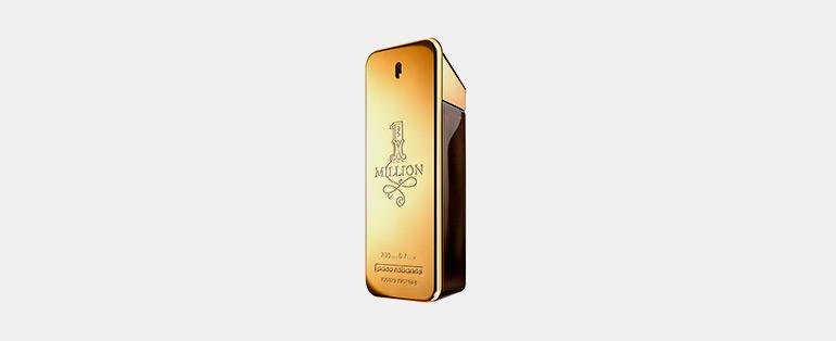 O que são notas de perfume | 1 Million Masculino Eau de Toilette | Blog Sieno!