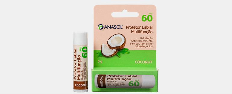 Cuidados com a pele no inverno   Anasol Protetor Solar Labial Fps 60 5g   Blog Sieno