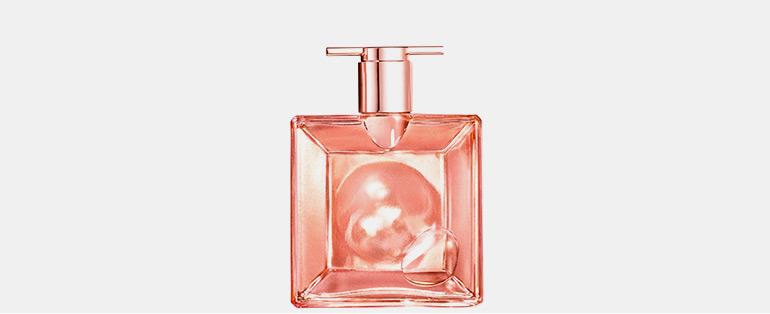 Melhores perfumes importados cítricos   Idôle L' Intense Lancôme Feminino Eau de Parfum   Blog Sieno Perfumaria