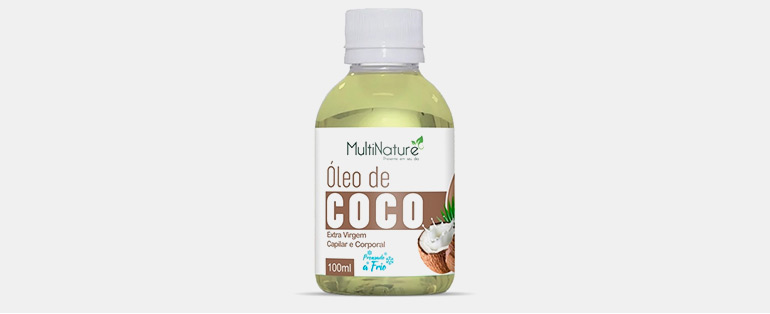 Óleo de coco para cabelo   Óleo De Coco MultiNaturé   Blog Sieno